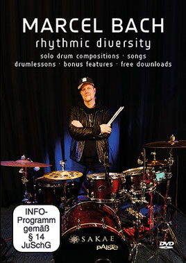 new Drum DVD (2018)