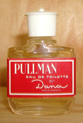 DANA - PULLMAN : EAU DE TOILETTE, MINIATURE IDENTIQUE A CELLE DE LA PHOTO PRECEDENTE