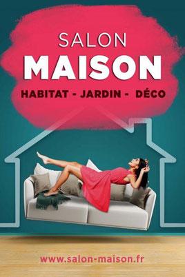 Affiche Salon Maison Châtellerault