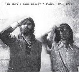 「デストロイ・オール・モンスターズ」時代のケリー(右)。左はジム・ショー。