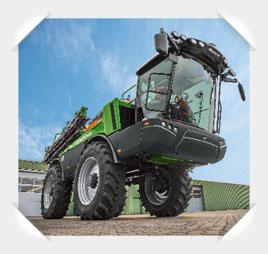 Amazone Pantera tractorbook