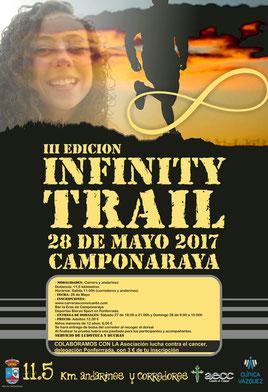 III INFINITY TRAIL - Camponaraya, 28-05-2018