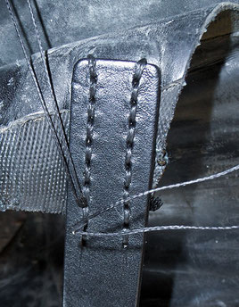 Saddlery repairs