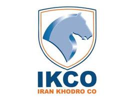 Iran Khodro Samand логотип