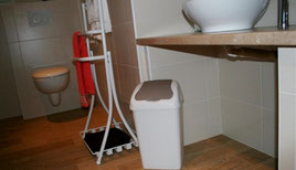 Toilet seat, wheelchair accessible washbasins