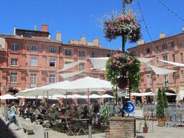 Reisebericht Midi-Pyrenäen-Toulouse-Albi-Gaillac
