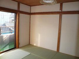 和室アパート 畳の部屋は若い方にはあまり受け入れられにくい