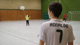 Teilnehmer Ronaldo