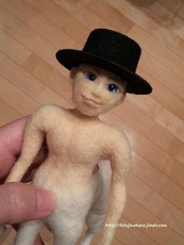 羊毛フェルト人形 ケンタウロス