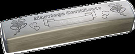 CGW23434 Wedding Marriage Certificate Holder