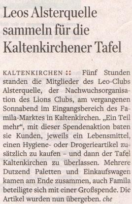 Hamburger Abendblatt 10.04.2019