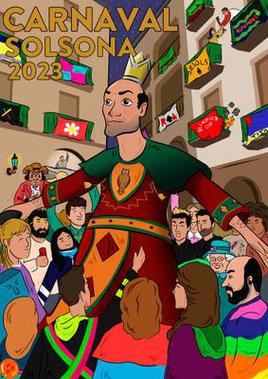 Programa del Carnaval de Solsona 2017