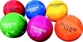 Lot de 6 ballons Omnikin pour jouer au Kin-ball au meilleur prix!