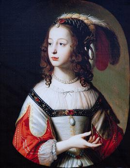 ハノーファー選帝侯妃ゾフィー・フォン・デァ・プファルツ画像