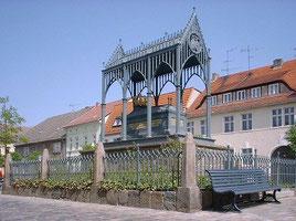 グランゼーのルイーゼ王妃記念碑