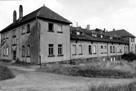 bergbau, dudweiler, saarbruecken, saarland, albertstrasse, schlafhaus, 1916