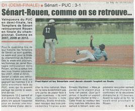 LA REP 26/08/2013 BASEBALL