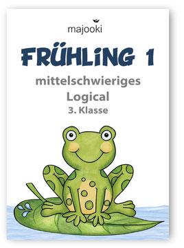 Logikrätsel für Kinder zum Ausdrucken