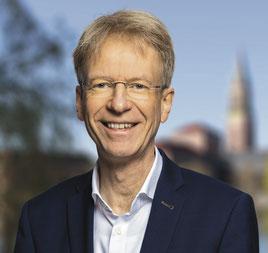 Dr. Andreas Ellendt, Ortsvorsitzender
