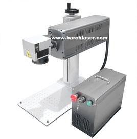 Laser garment cutting machine