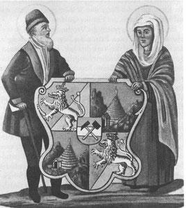Wappen von Joachimsthal