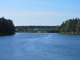 Мельничный ручей и Княжеская долина