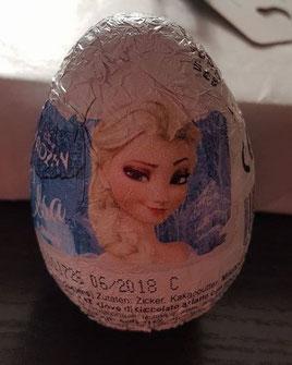 1 Schokladenei mit Frozen-Überraschung
