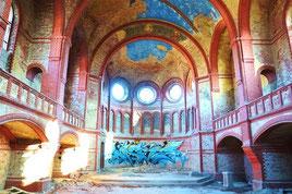 Rote Kirche Waldau