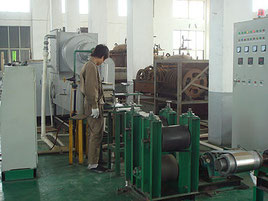 Vacuum Annealing Furnace - Nickel Strip