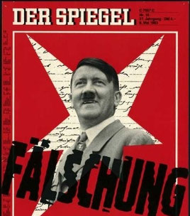 Hitlers Tagebücher - eine Erfindung des Magazins Spiegel