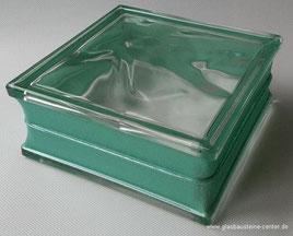 Bormioli Rocco Pure Reflejos Verde B-Q19 O Glasbausteine-center.de Glasbausteine-center Glass Blocks Glassteine Glasstein Glasbausteine Glasbaustein Grün Green Glazen bouwstenen Glas Stegels Glasdallen glazen blokken υαλότουβλα Glasbaksteen Glas Blokke