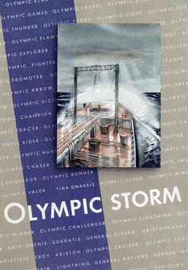 Stapellaufgedicht Olympic Storm