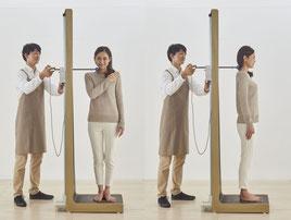 2方向から測定