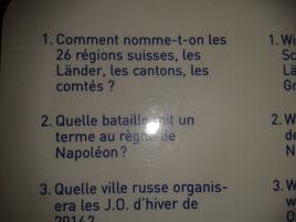 Questions Jaunes / L'Europe et le Monde
