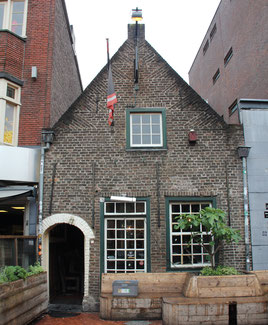 Jan van Lieshoutstraat 26 Eindhoven gemeentelijk monument