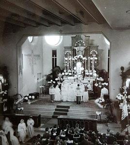 Kommunion 1956