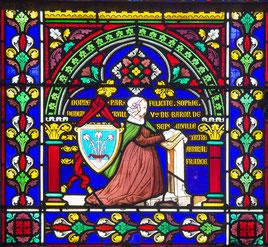 Madame Félicité-Sophie Dedun-Dyrville.
