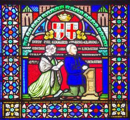 Comte et Comtesse de La Châtre.