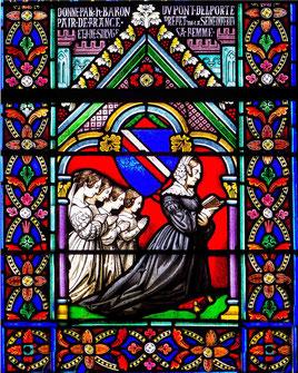 Mme J.-B. de Siruge, baronne Dupont-Delporte
