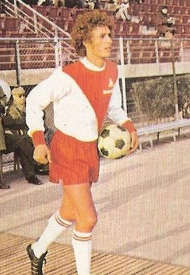 André GUESDON (MONACO)
