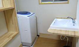 洗濯機(1階のみ)