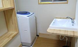 洗濯機(大浴場脱衣場)