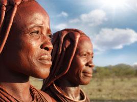 Quelle: mbiri.de - Himba Frauen