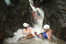 Desafio Adventure Canyoning