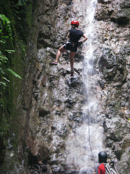 Desafio Adventure Canyoneering
