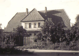 Inspektorenhaus um 1955