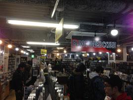 DISK UNION渋谷 PUNK&HEAVY METAL館