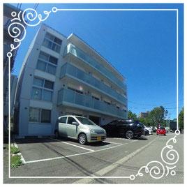 外観/駐車場↓パノラマで内覧体験できます。↓ユニテ-Uinte