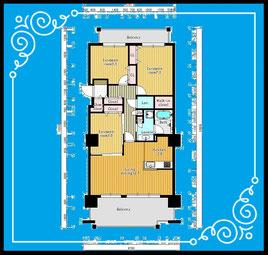 ロジェ北9条-306号室-LOGER KITA9JO-306