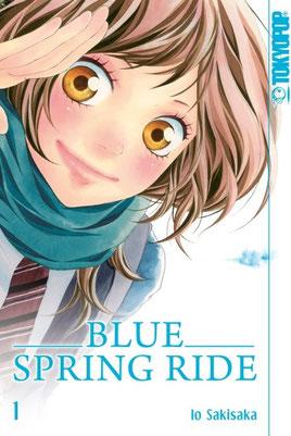 Blue Spring Ride © Tokyopop